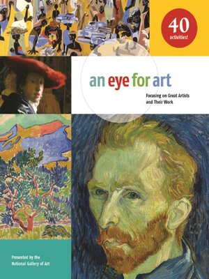 Cover of An Eye for Art
