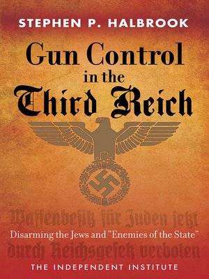 Gun Control in the Third Reich