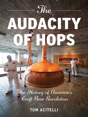 Click this cover for a(n) eBook sample of The Audacity of Hops