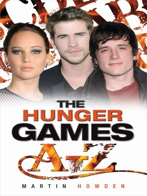 Click this cover for a(n) eBook sample of The Hunger Games A-Z