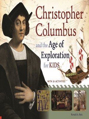 Click this cover for a(n) eBook sample of Christopher Columbus and the Age of Exploration for Kids.