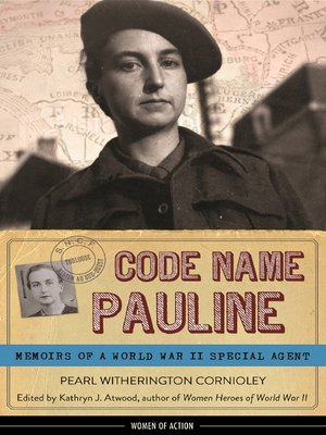 Click this cover for a(n) eBook sample of Code Name Pauline