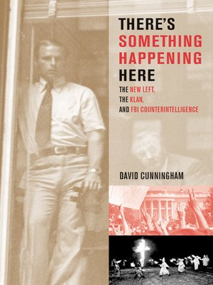 Cover of There's Something Happening Here