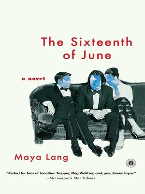 Cover of The Sixteenth of June