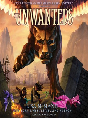 Click this cover for a(n) Audiobook sample of The Unwanteds.