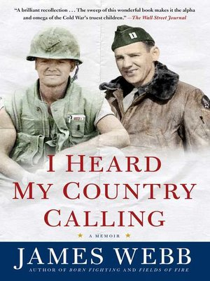 Cover of I Heard My Country Calling