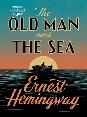 Click this cover for a(n) eBook sample of The Old Man and the Sea