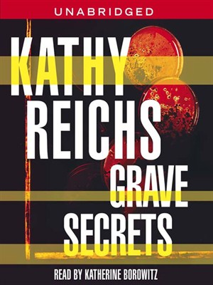 Click this cover for a(n) Audiobook sample of Grave Secrets.