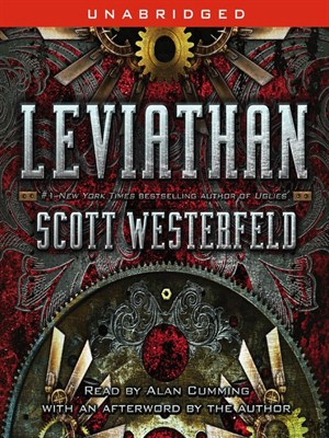 Click this cover for a(n) Audiobook sample of Leviathan.