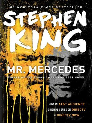 Click this cover for a(n) eBook sample of Mr. Mercedes.