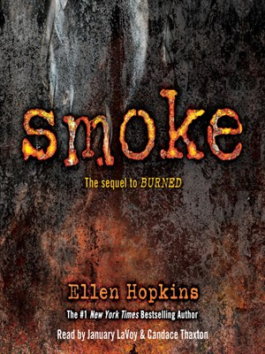 Click this cover for a(n) Audiobook sample of Smoke.
