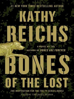 Click this cover for a(n) eBook sample of Bones of the Lost.