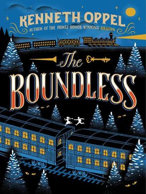 Cover of The Boundless