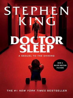 Click this cover for a(n) eBook sample of Doctor Sleep.