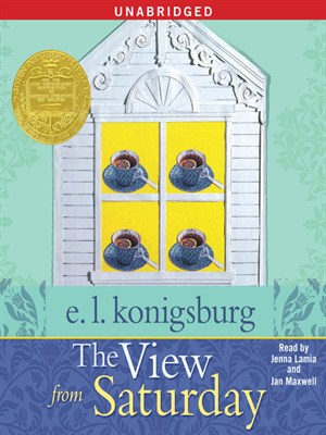 Click this cover for a(n) Audiobook sample of The View From Saturday.