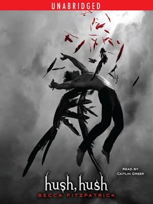Click this cover for a(n) Audiobook sample of Hush, Hush