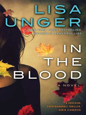 Cover of In the Blood