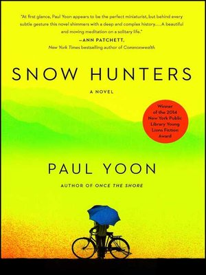 Cover of Snow Hunters