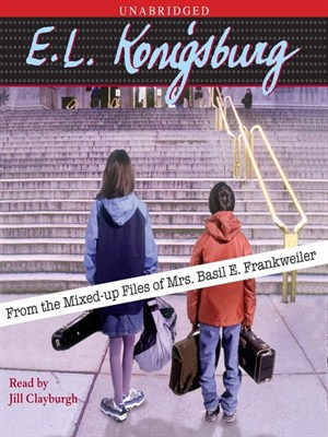 Click this cover for a(n) Audiobook sample of From the Mixed-up files of Mrs. Basil E. Frankweiler.