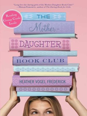 Cover of The Mother-Daughter Book Club