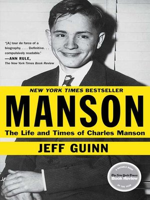 Cover of Manson