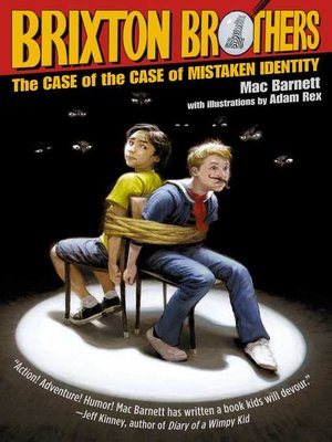 Cover of The Case of the Case of Mistaken Identity