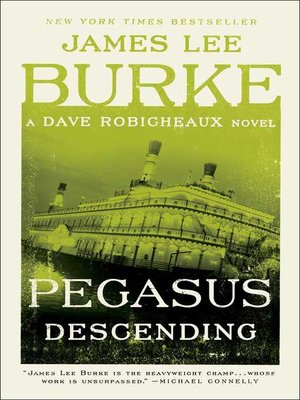 Cover of Pegasus Descending