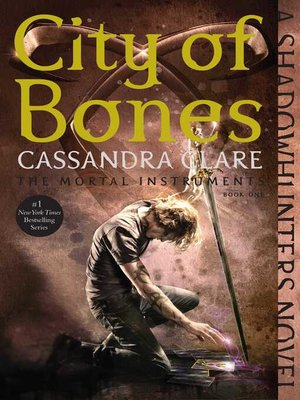 Click this cover for a(n) eBook sample of City of Bones.