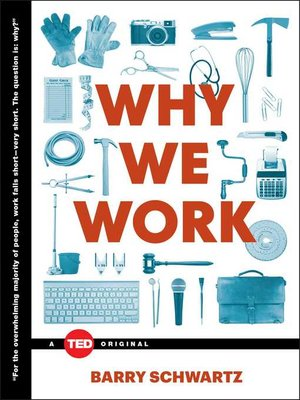 Cover of Why We Work
