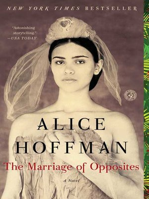 Cover of The Marriage of Opposites