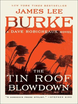 Cover of The Tin Roof Blowdown