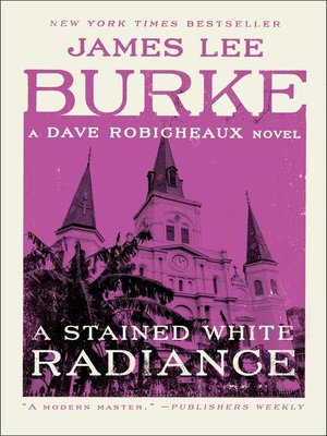 Cover of A Stained White Radiance