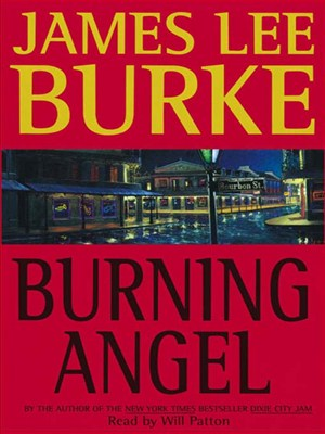 Click this cover for a(n) Audiobook sample of Burning Angel.