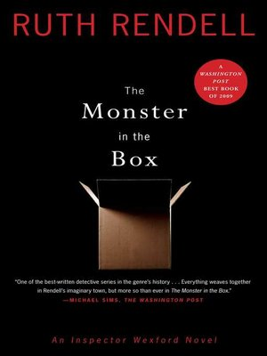 Cover of The Monster in the Box