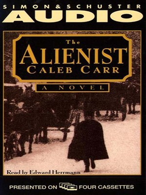 Click this cover for a(n) Audiobook sample of The Alienist.