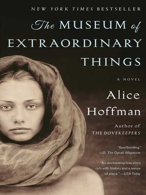 Cover of The Museum of Extraordinary Things