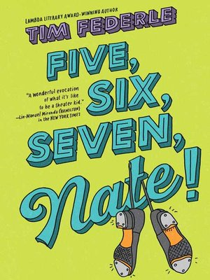 Cover of Five, Six, Seven, Nate!