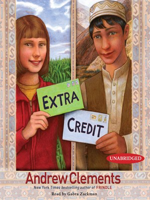 Click this cover for a(n) Audiobook sample of Extra Credit.