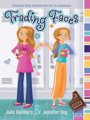 Cover of Trading Faces
