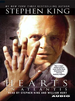 Click this cover for a(n) Audiobook sample of Hearts In Atlantis.