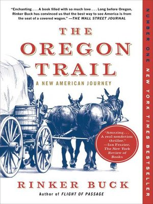 Cover of The Oregon Trail