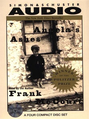 Click this cover for a(n) Audiobook sample of Angela's Ashes
