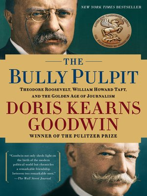Click this cover for a(n) eBook sample of The Bully Pulpit