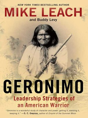 Cover of Geronimo