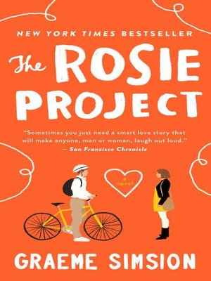 Click this cover for a(n) eBook sample of The Rosie Project.