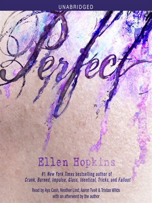 Click this cover for a(n) Audiobook sample of Perfect.