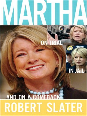 Click this cover for a(n) eBook sample of Martha