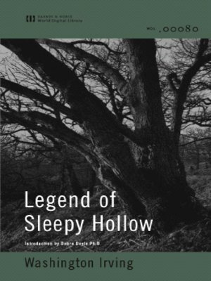Click this cover for a(n) eBook sample of Legend of Sleepy Hollow (World Digital Library Edition)