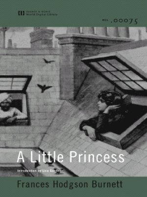 Click this cover for a(n) eBook sample of A Little Princess (World Digital Library Edition).