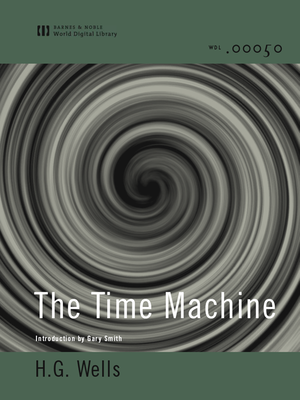 Click this cover for a(n) eBook sample of The Time Machine.